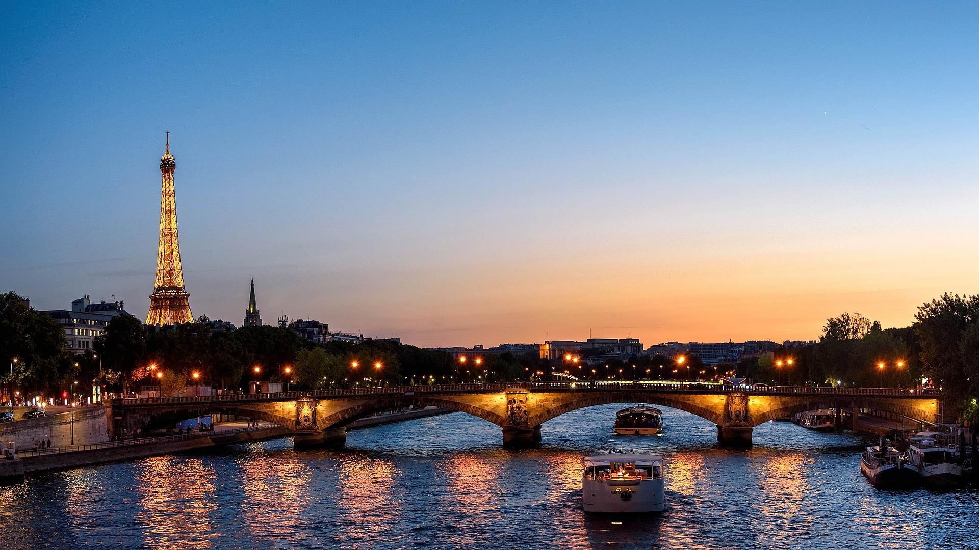 Sukellus ranskan kieleen – matkailu Ranskaan A2-B1