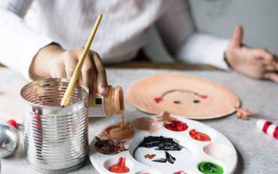 Lasten taidekurssit Kokkolassa / Konstkurser för barn i Karleby