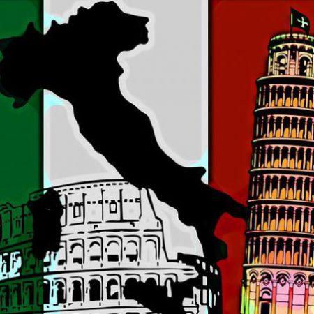 Italian alkeiskurssi I, 4 op
