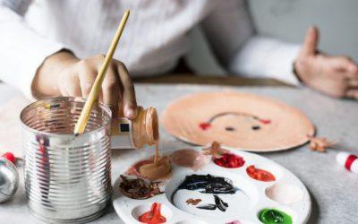 Lasten taidekurssit Kokkolassa / Konstkurser för barn i Karleby 2021