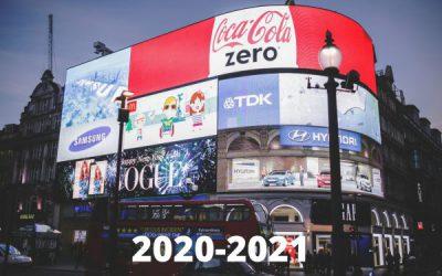 Markkinoinnin opintokokonaisuus 25 op, verkko-opinnot 2020-2021