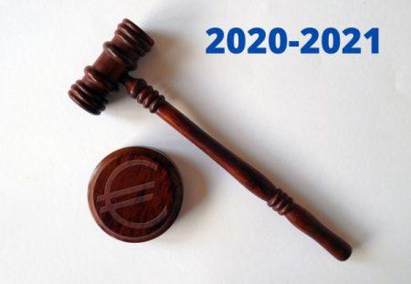 Talousoikeuden perusopinnot 25 op 2020-2021 (verkko-opetus)