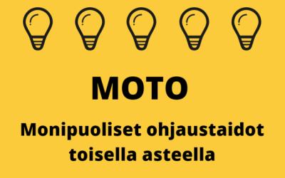MOTO – Monipuoliset ohjaustaidot toisella asteella, 7 op