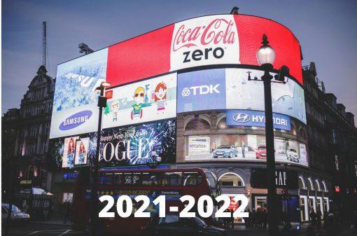 Markkinoinnin opintokokonaisuus 26 op, verkko-opinnot 2021-2022