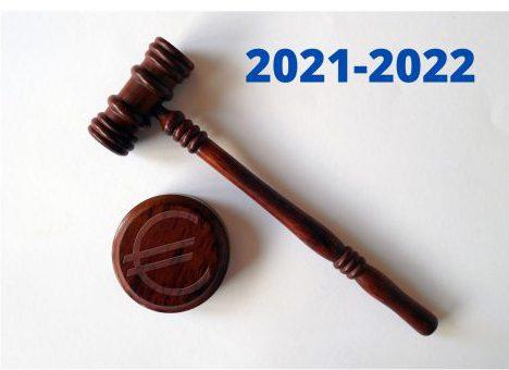 Talousoikeuden opintokokonaisuus 27 op, verkko-opetus 2021-2022